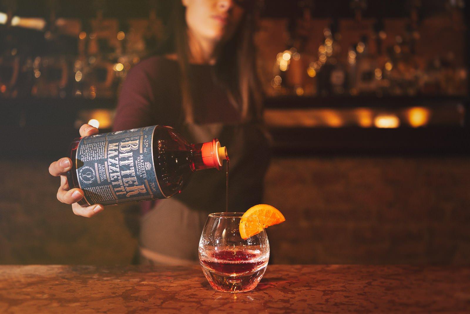 Liquori Bitter Mazzetti d'Altavilla